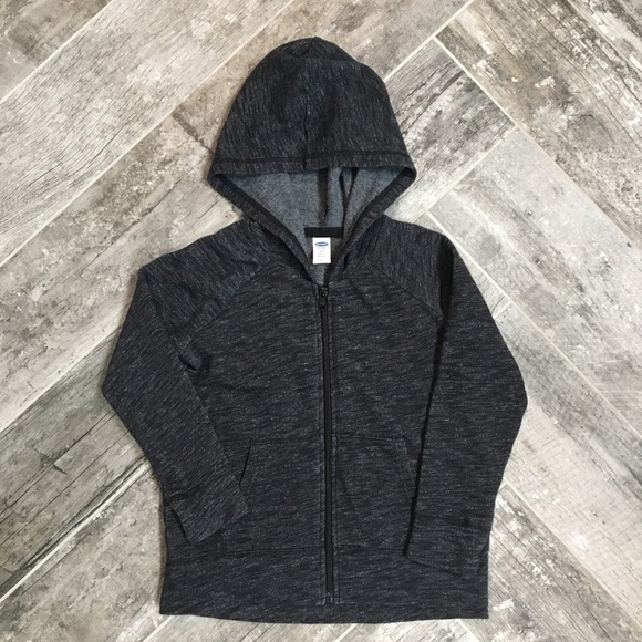Old Navy Other - Old Navy girls' full zip hoodie, size small 6 / 7